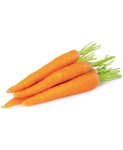 Organic Juicing Carrots - 18kg