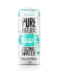 Raw C Coconut Water