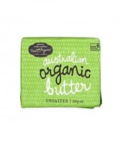 Unsalted Organic Butter