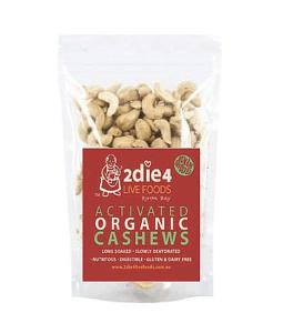 2DIE4 Organic Cashews