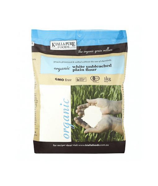 Kialla Organic Plain Flour