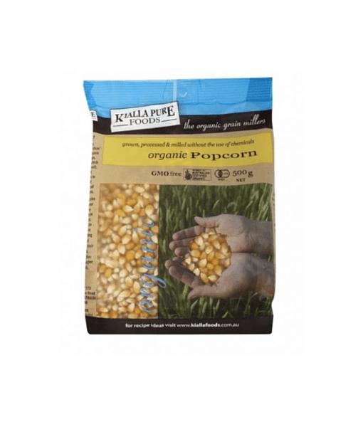Kialla Organic Popcorn