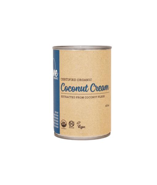 Love Organic Coconut Cream