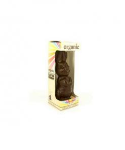 Organic Dark Chocolate Easter Bunny