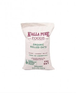 Kailla Organic Rolled Oats