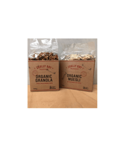 Zeally Bay Organic Granola