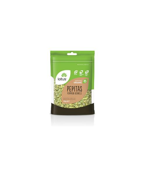 Organic Pepitas