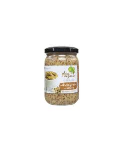 organic wholegrain mustard