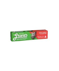 Grants Natural Toothpaste