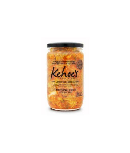 Kohoe's Traditional Kimchi
