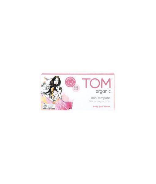 Toms Organic Mini Tampons