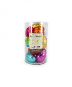 Organic Times White Chocolate Easter Eggs