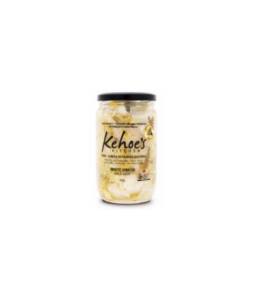 Kehoe's White Kimchi