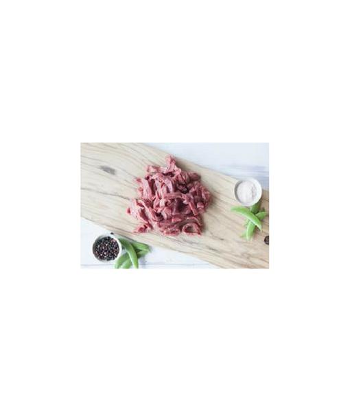 Certified Organic Beef Stir-Fry - 500g