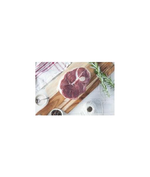 Certified Organic Half Leg of Lamb