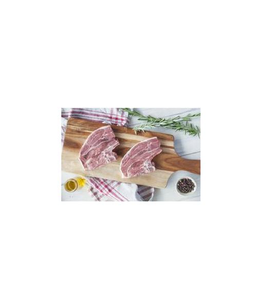 Certified Organic Lamb BBQ Chops