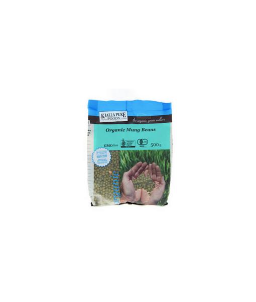 Kialla Organic Mung Beans