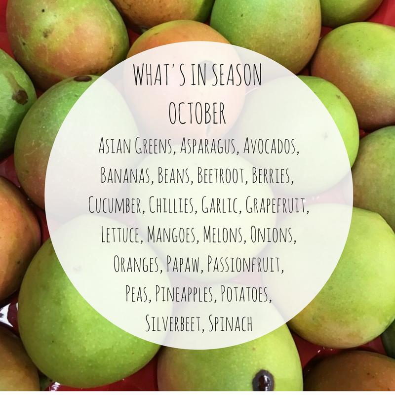 Five Reasons Why You Should Eat Seasonally