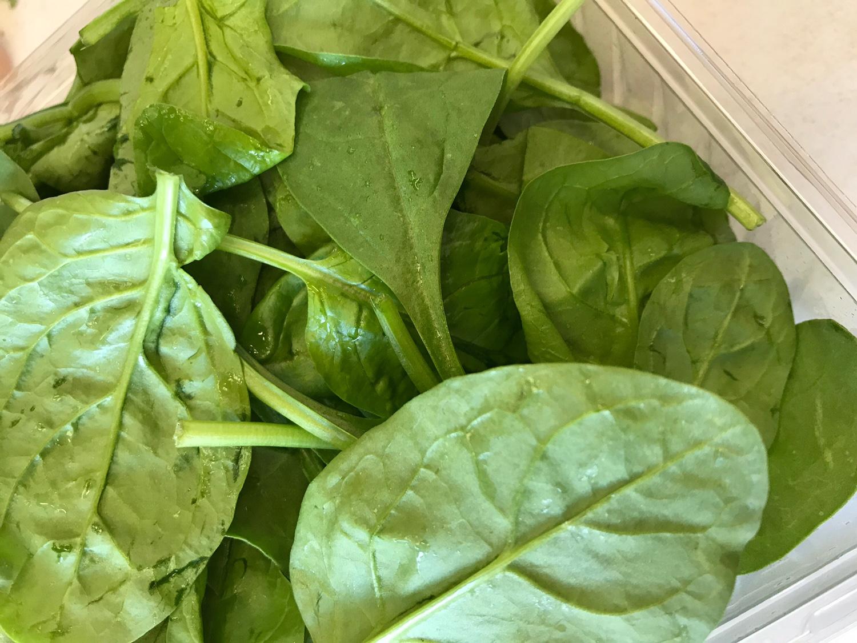 Ricotta Gnocchi with Spinach Pesto