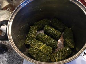 Organic Cabbage Rolls