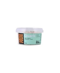 Schulz Organic Quark - Dill, Galric, Capsicum & Chilli