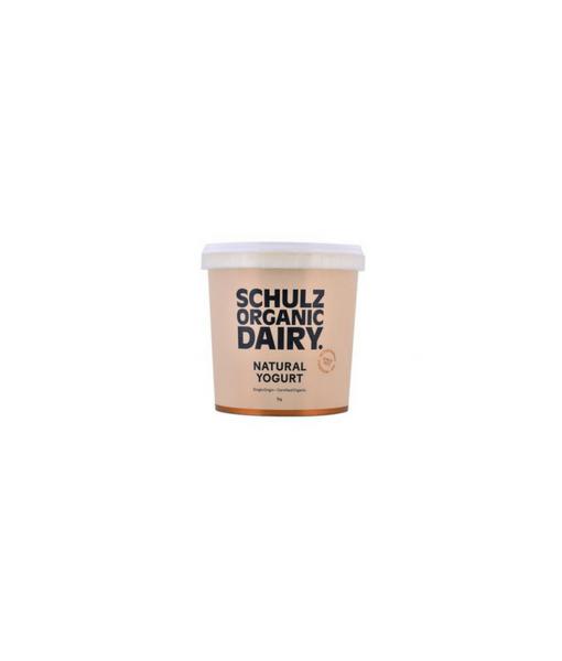Schulz Organic Natural Yoghurt
