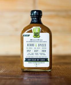 Hilbilby Fire Sauce - [195g Hip Flask]