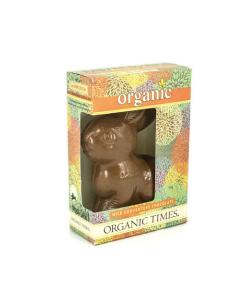 Organic Milk Chocolate Easter Bunny