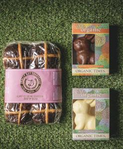 Organic Easter Hamper