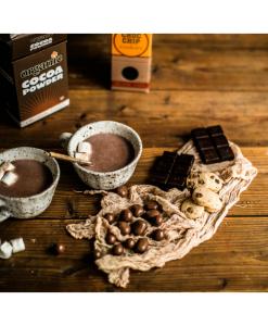 Organic Chocolate Hamper