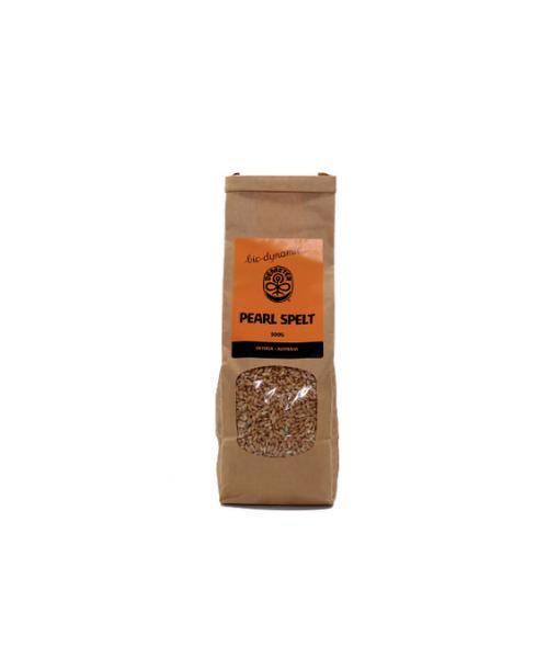 Organic Pearl Spelt Grain