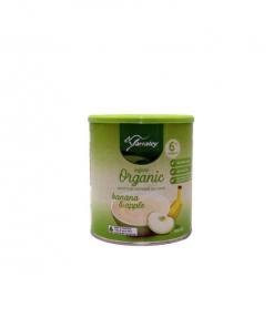 Organic Rice Cereal - BANANA AND APPLE