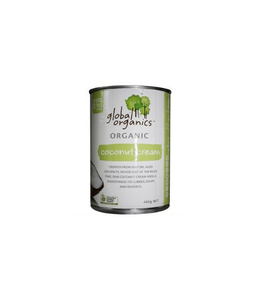 Organic Coconut Cream - 6 Pack