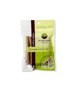 Gourmet Organics Herbs Cinnamon Quills Sachet 20gm(ACO)