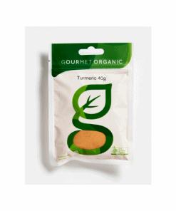 Gourmet Organics Herbs Turmeric Sachet 40gm(ACO)